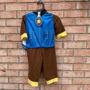 Rubie's Paw Patrol Chase Toddler Child Costume